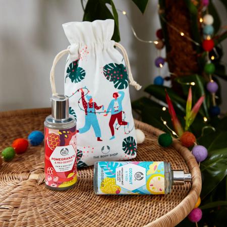 Smaržūdeņu dāvanu sainītis