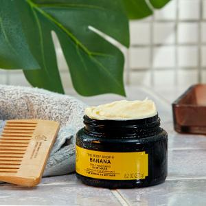 Питательная маска для волос «Банан»