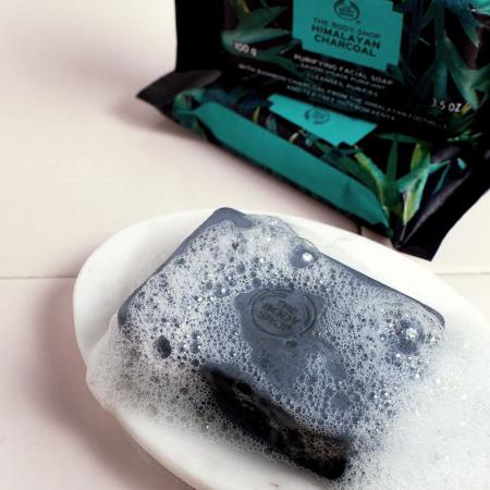 Мыло для умывания лица Гималайский уголь