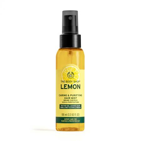 Citrona izsmidzināms līdzeklis matiem