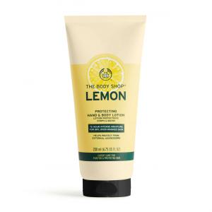 Citrona aizsargājošs losjons rokām un ķermenim