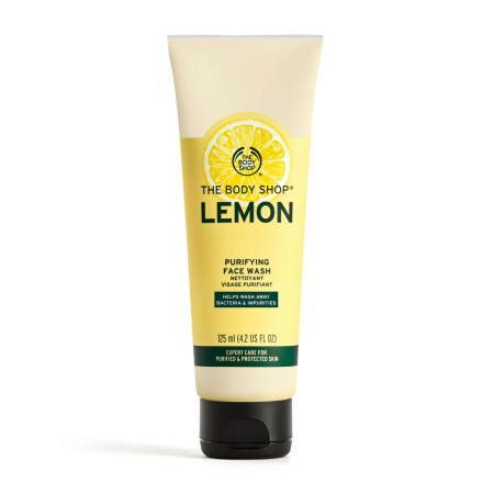 Lemon Purifying Face Wash