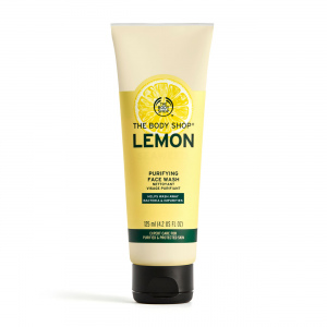 Citrona mazgāšanas līdzeklis sejai
