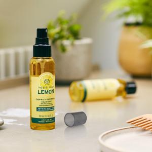 Lemon Caring & Purifying Hair Mist