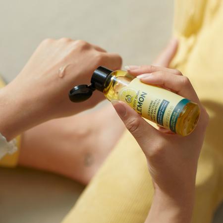 Citrona attīroša un mitrinoša želeja rokām