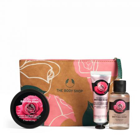 Britu rozes dāvanu somiņa