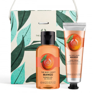Mango mini dāvanu komplekts dušai un rokām