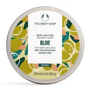 Масло для тела Оливки