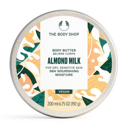 Масло для тела «Миндальное молочко»