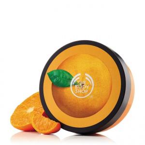 Sacumas mandarīna atsvaidzinošs ķermeņa sviestkrēms