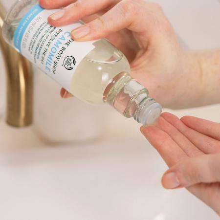Kumelītes attīroša eļļa sejai