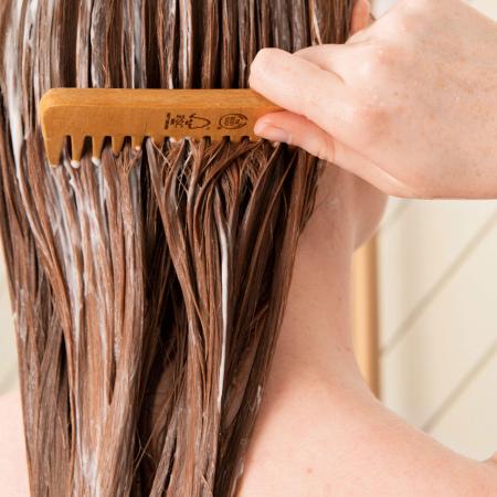 Moringas kondicionieris matu spīdumam un aizsardzībai